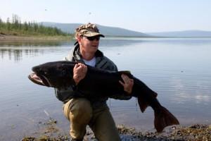 Fiske i Kirgizistan